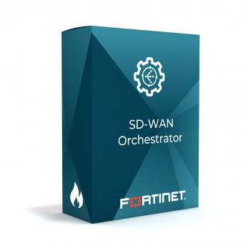 Fortinet SD-WAN Orchestrator Entitlement Lic für FortiGate 200F Firewall, Lizenz verlängern oder erstmalig kaufen, 1 Jahr