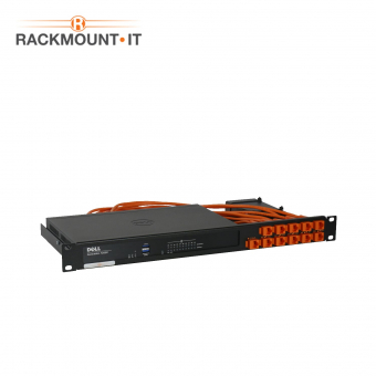 Rackmount.IT Rack Mount Kit für Sonicwall TZ 600