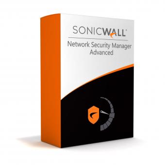 SonicWall Network Security Manager Advanced für SonicWall TZ 570 Firewall, 1 Jahr