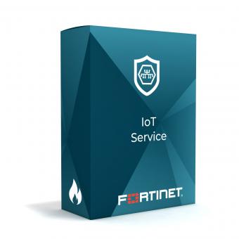 Fortinet  IoT Detection Service für FortiGate 200F, 1 Jahr