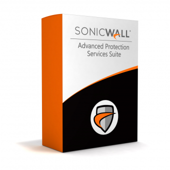 SonicWall Advanced Protection Services Suite (APSS) für SonicWall TZ 570P Firewall, Lizenz verlängern oder erstmalig kaufen, 1 Jahr