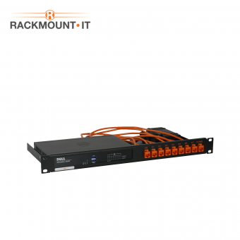Rackmount.IT Rack Mount Kit für SonicWall TZ 500