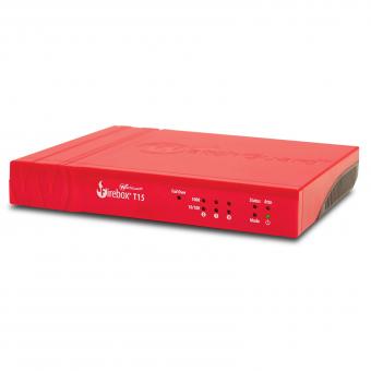 Watchguard Firebox T15 Firewall mit Basic Security Suite, 3 Jahre (Trade-Up-Sonderkonditionen)