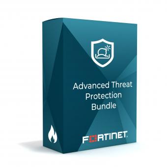 Fortinet FortiGuard Advanced Threat Protection (ATP) Bundle Lizenz für FortiGate 60E-DSLJ Firewall, Lizenz verlängern oder erstmalig kaufen, 1 Jahr