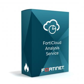 Fortinet FortiGate Cloud Analysis Service für FortiGate 200F, 1 Jahr