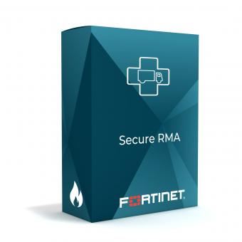 Fortinet FortiCare Secure RMA Lizenz für FortiGate 40F Firewall, Lizenz verlängern oder erstmalig kaufen, 1 Jahr