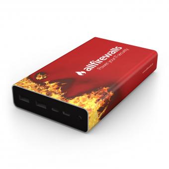 allfirewalls Powerbank 20,000 mAh